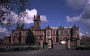 GROSVENOR PARK, Chester
