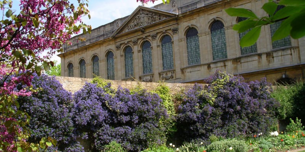 Book now for The Gardens Trust Annual Conference in Oxford 6th - 8th September